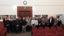 Участники совещания &quotПожары в бореальном биоме в условиях изменения климата и различных режимах землепользования&quot