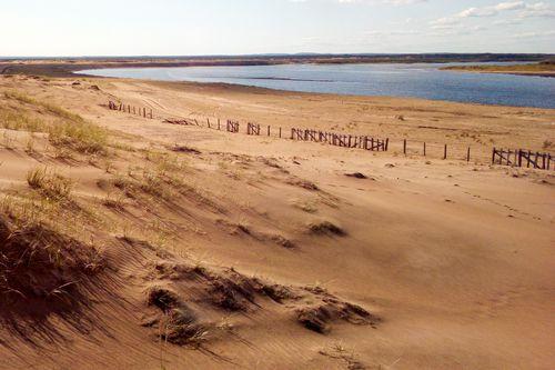 Кузоменьские пески