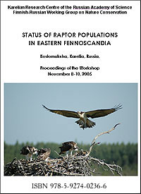 Status of raptor populations in Eastern Fennoscandia