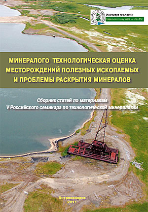 Минералого-технологическая оценка месторождений полезных ископаемых и проблемы раскрытия минералов