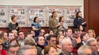 8 февраля 2017 г. в Карельском научном центре РАН состоялось совместное заседание Президиума КарНЦ и Ученого совета Петрозаводского государственного университета, посвященное Дню российской науки.