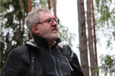 директор Института леса Александр Крышень