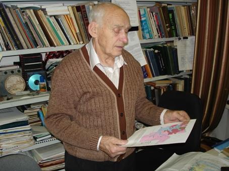 Валентин Горьковец (Фото С. Хохлова)