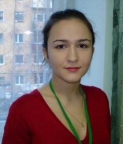 Алина Максимчук