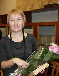 Валентина Миронова