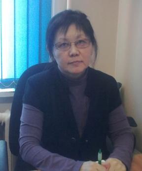 Евгения Олейник