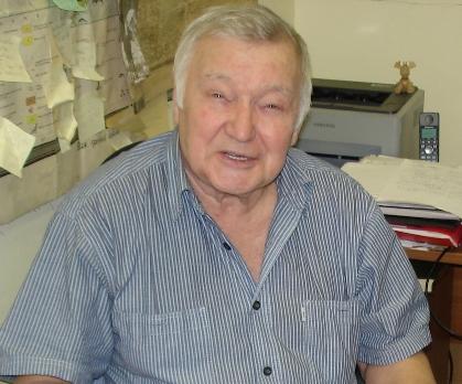 профессор Петр Данилов