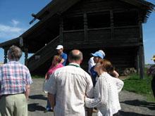 Экскурсия на о.Кижи. 2010