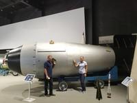 В музее ядерного оружия РФЯЦ-ВНИИЭФ