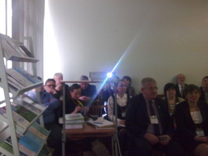 Семинар &quotИзменение климата и управление водными ресурсами – семинар в Петрозаводске&quot