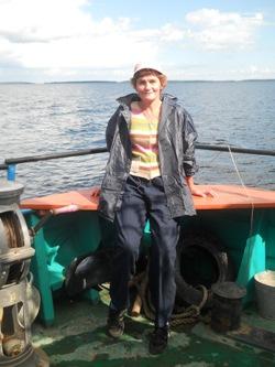 Фотоотчет об экспедиции на Онежское озеро с 16 по 24 августа 2014 г. в рамках выполнения исследований по гранту РНФ №14-17-00766