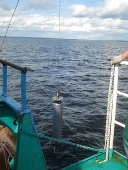 Батометр – инструмент для отбора проб воды