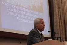 Открытие семинара, Титов А.Ф.
