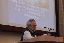 Открытие семинара, Щипцов В.В.