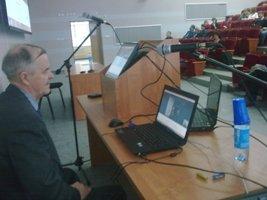 профессор М. Леппяранта,  Университет г.  Хельсинки (Финляндия) – «Изучение формирования   и динамика  ледового покрова водных объектов Севера».   – Skype презентация