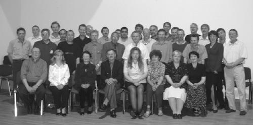 Участники международного симпозиума в ИВПС