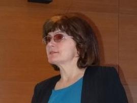 Зав. лабораторией гидробиологии ИВПС д.б.н Калинкина Н.М.