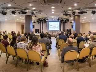 Рабочие моменты конференции. Фото Игоря Георгиевского