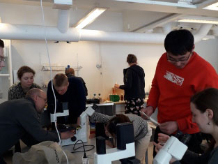 The Winter Limnological school and workshop