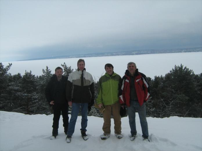 Семинар по международному проекту «Особенностей гидрологии и гидробиологии зимнего периода  Великих озер Европы и Северной Америки»