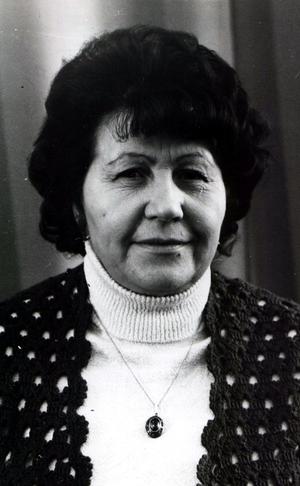 Е.П. Васильева 1960-1990