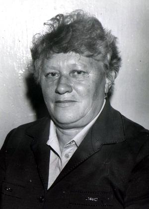 д.б.н.  Помазовская  - 1962-1991.