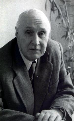 д.г.н.  С.В. Григорьев – первый руководитель ОПВ , 1946-1964