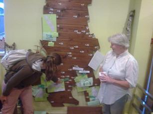 Знакомство с водными объектами Карелии. Информационно-научная игра Lake-Puzzle
