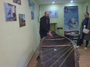 Информационный туристский центр Республики Карелия. А.Леонов и его Лодкаструн