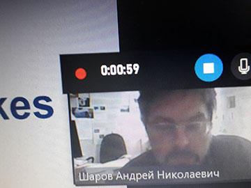 К.б.н. Шаров Андрей Николаевич. Экология фитопланктона северных водоемов (ИБВВ РАН, Борок)